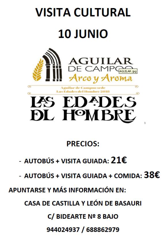 EDADES HOMBRE